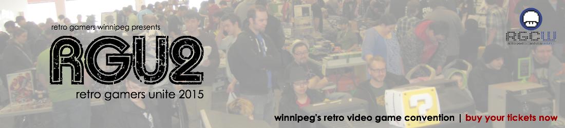 Retro Gamers Convention Winnipeg