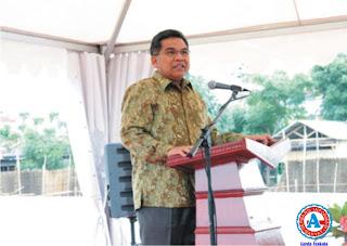 Wagub Puji Penyelenggaraan  Kegiatan Sosialisasi UU LLAJ di NTB