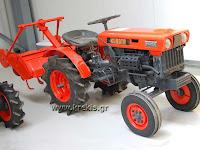 трактор KUBOTA B6000E