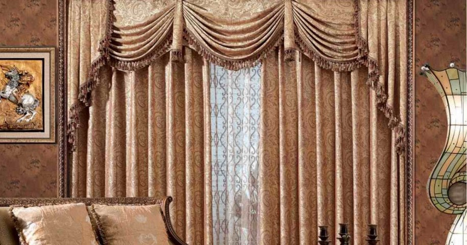 New home designs latest modern homes curtains designs ideas - Latest curtain designs for home ...