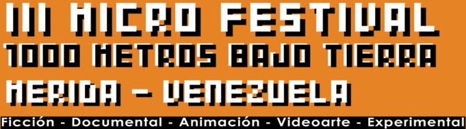 Festivales 1000 metros bajo  tierra Mérida