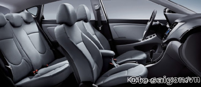 Xe Hyundai Accent Hatchback 5 cua 2014 13 Xe Hyundai Accent Hatchback 5 cửa 2014