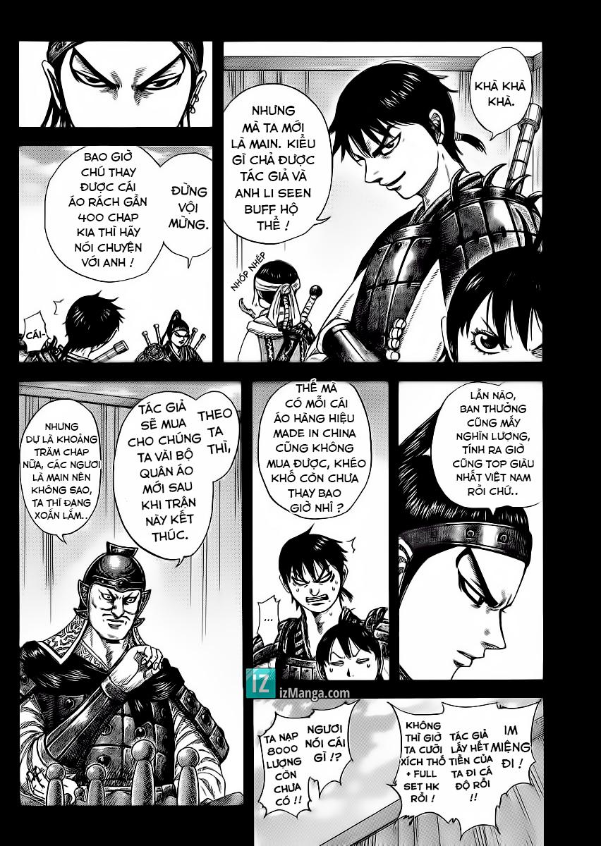 Kingdom - Vương Giả Thiên Hạ Chapter 381 page 19 - IZTruyenTranh.com