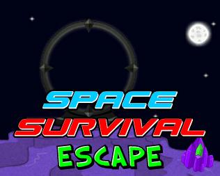 Space Survival Escape Walkthrough