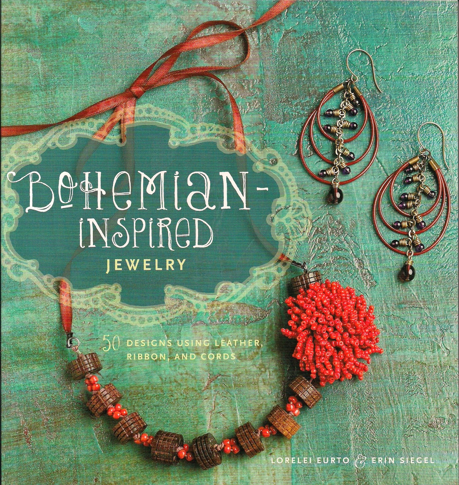 http://www.amazon.com/Bohemian-Inspired-Jewelry-Designs-Leather-Ribbon/dp/1596684984