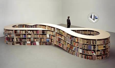 Librerías muy originales | Ideas para decorar, diseñar y mejorar tu ...