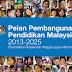 Muat Turun Pelan Pembangunan Pendidikan Malaysia 2013-2025