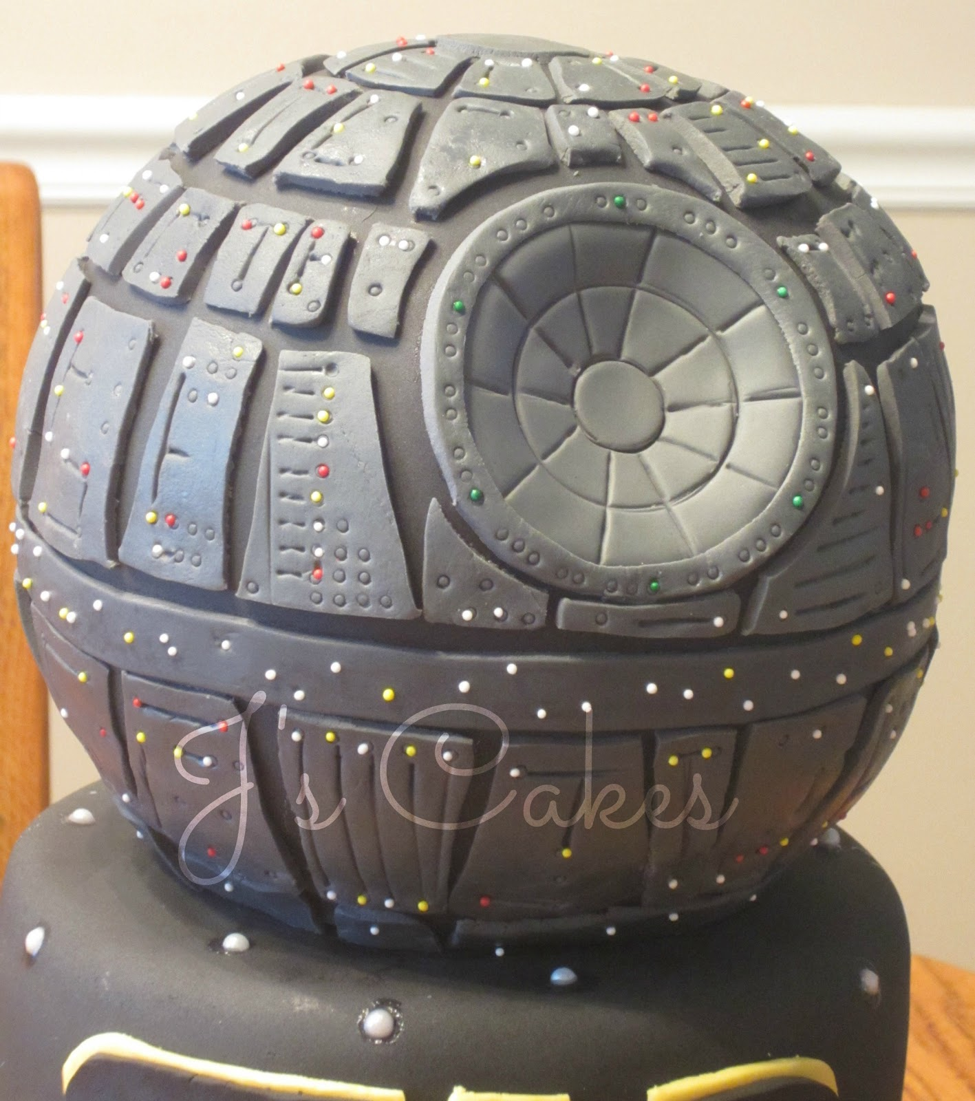 Star wars day death star cake ultimatefishing info