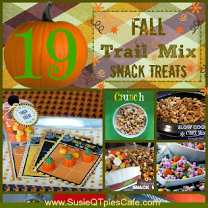 Fall Trail Mix Recipes