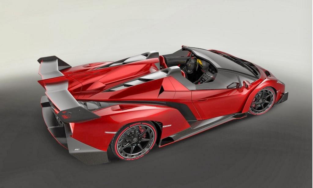 Foto Lamborghini Veneno Roadster Mobil Termahal dan Tercepat Di Dunia Terbaru
