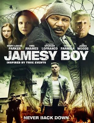 Jamesy Boy poster Jamesy Boy (2014)