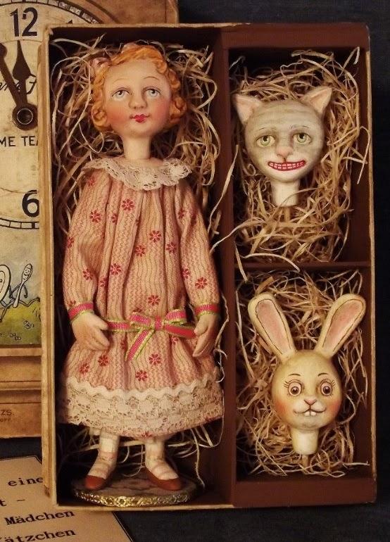 Куклы создать своими руками