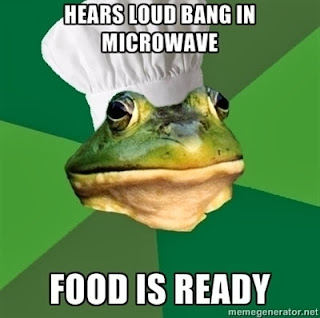 chef meme, microwave funny