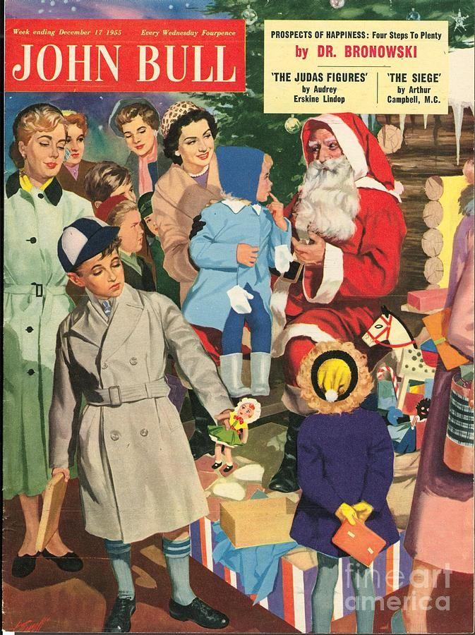 John Bull Christmas Edition