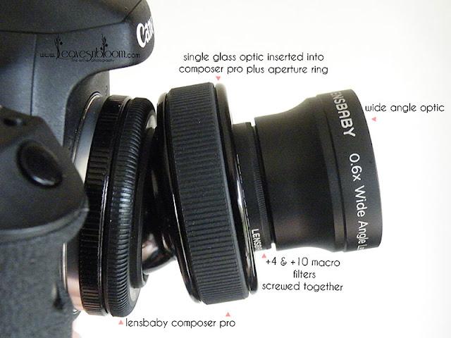 lensbaby kit on camera body