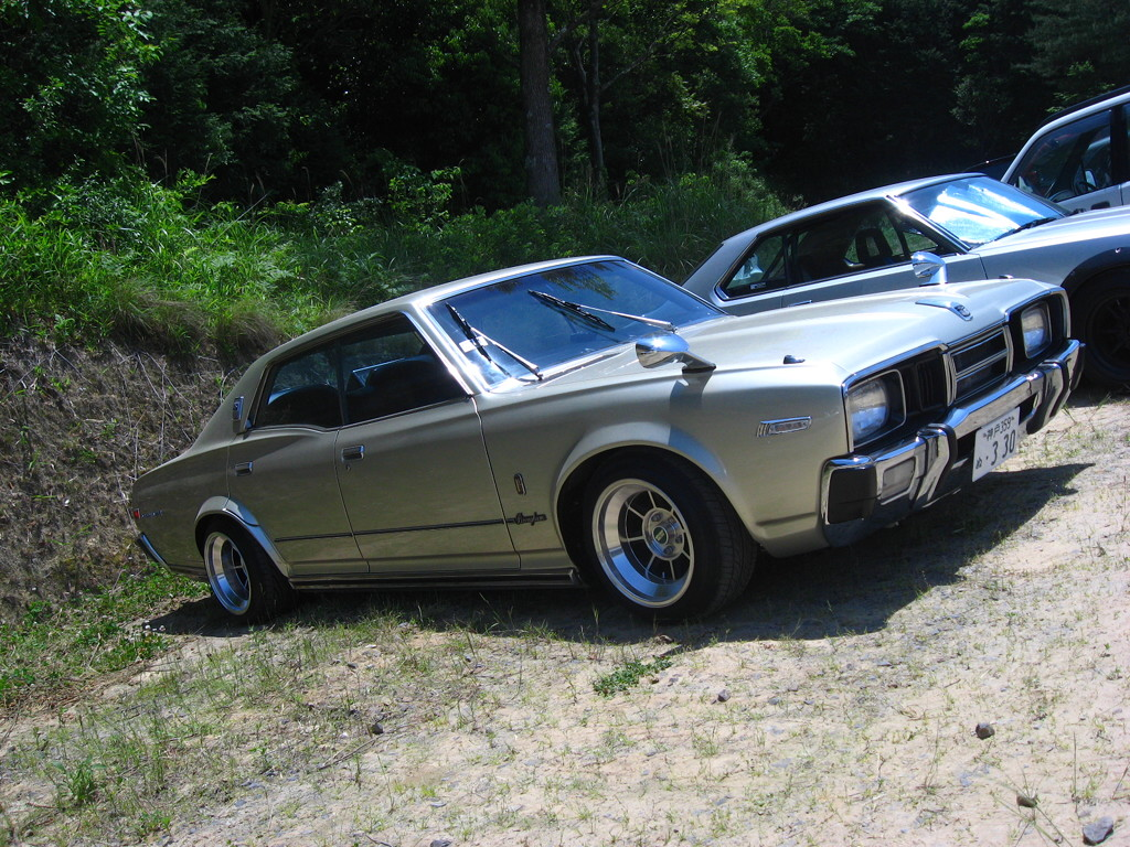 Nissan Cedric, Gloria, 330, klasyki motoryzacji, dawne auta, japoński samochód