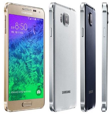 Harga Hp Samsung Galaxy Alpha Android Terbaru dan Spesifikasi