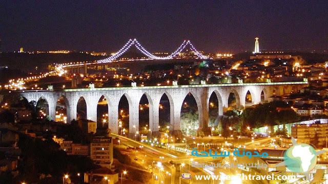 تعرف علي مدينة لشبونة