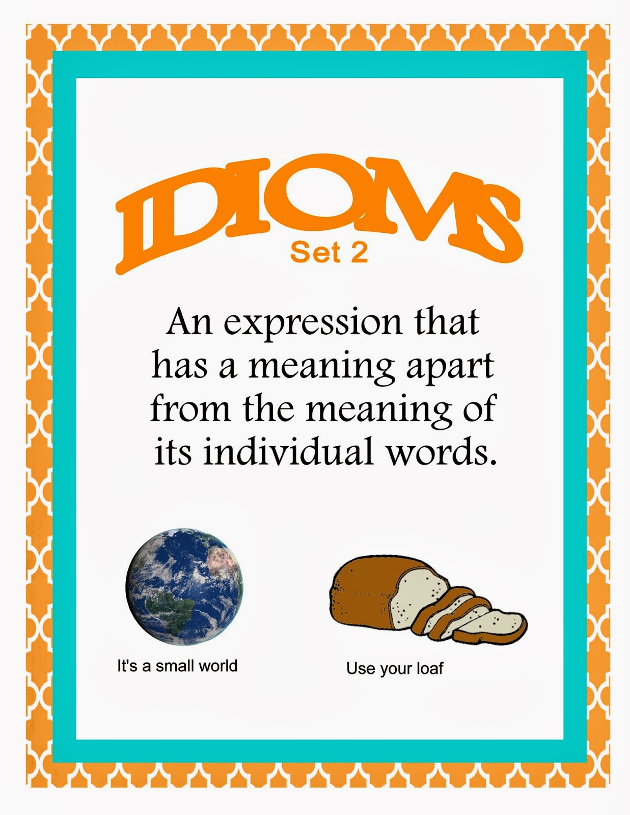 http://www.teacherspayteachers.com/Product/Idioms-2-433951