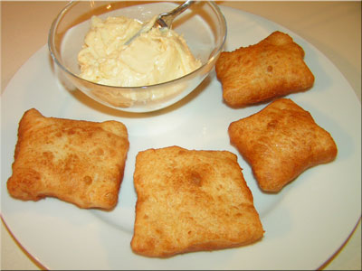 She Said: Cool Summer Recipe: Fried Scones