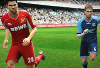 PES 2013: Bundesliga .2 option file