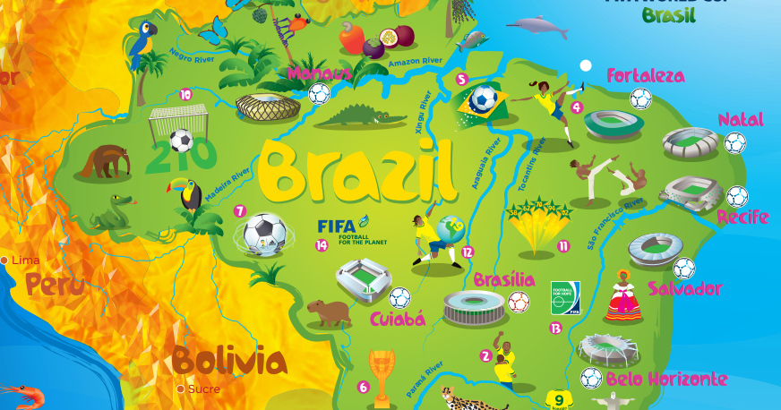 See all the details of the world cup venues map of cities and see all the details of the world cup venues map of cities and stadiums 2014 fifa world cup brazil photographs gumiabroncs Gallery