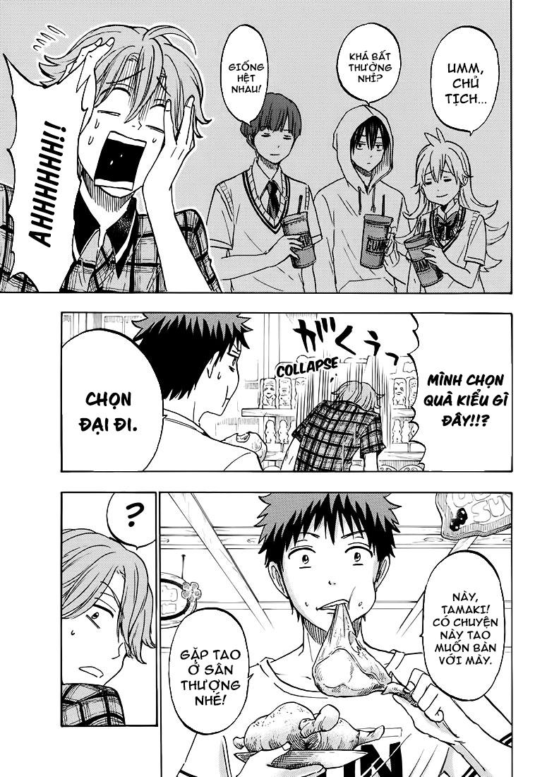 Yamada-kun to 7-nin no majo chap 204 Trang 13 - Mangak.info