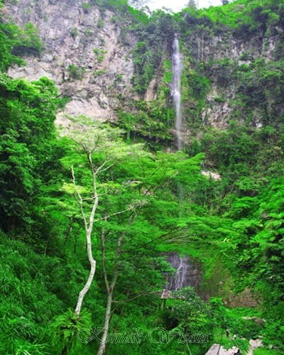 Kali Pancur Waterfall Semarang