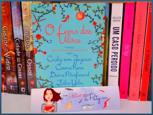 O Livro dos Vilões - Editora Galera Record - Blog Leituras da Paty