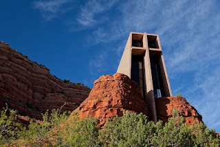 The Chapel of the Holy Cross !!