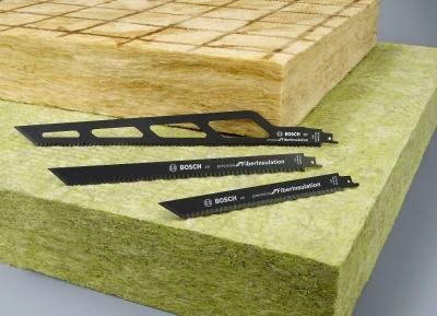 Panze profesionale de ferastrau sabie Precision for Fiber Insulation