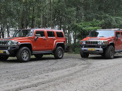 fotos de camionestas en bosque