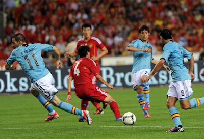 Spain Football Team 2012