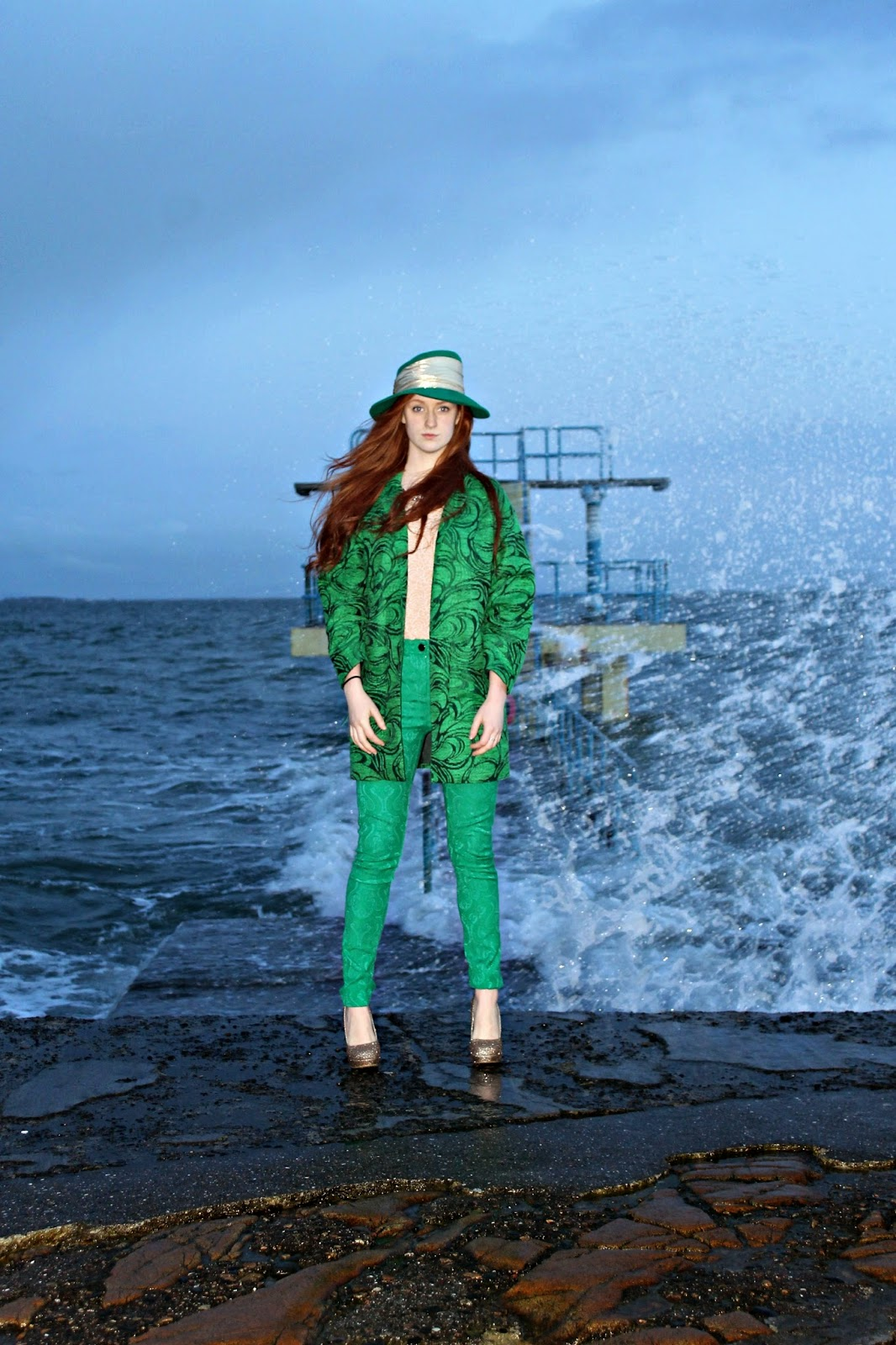 Galway St. Patrick's Day fashion