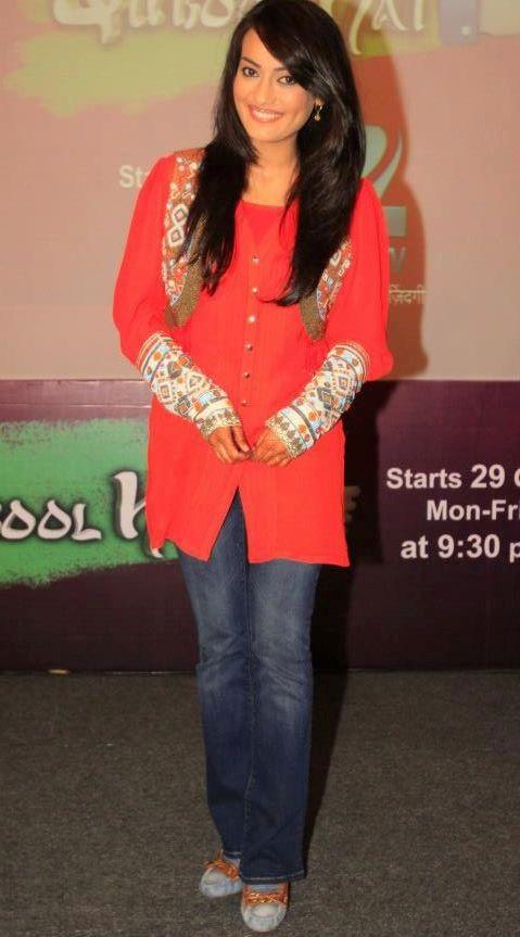 the gallery for gt zoya zee tv in jeans