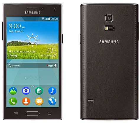 Samsung Z running Tizen OS, Samsung Z, Tizen OS, Samsung Z Tizen OS, Tizen, smartphone Tizen OS, mobile, Samsung, smartphone, WWDC 2014, WWDC,