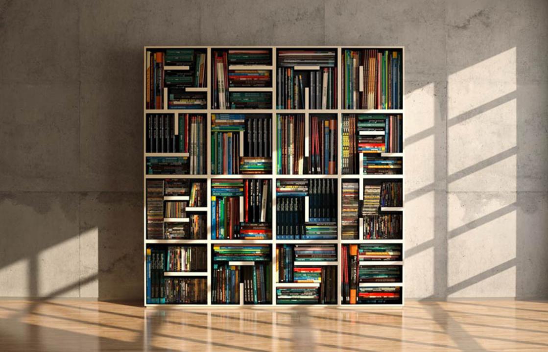 Daniel paya dise o de interiores arquitectura y - Librerias de diseno ...