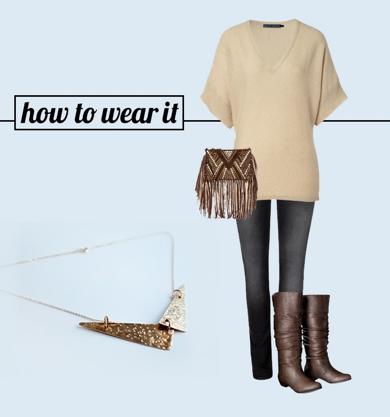 How to wear it | Isn't that Sew Handmade