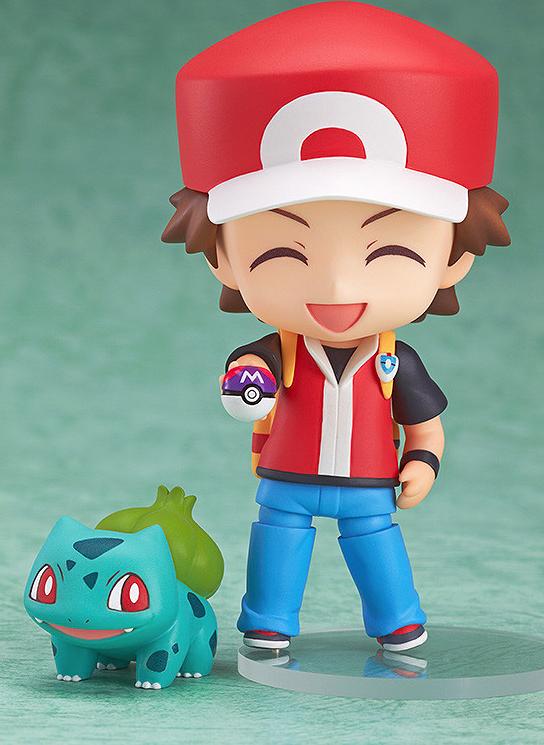 Nendoroid Pokemon Trainer Figure