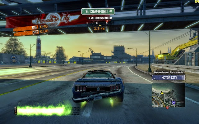 Game Burnout Paradise The Ultimate Box