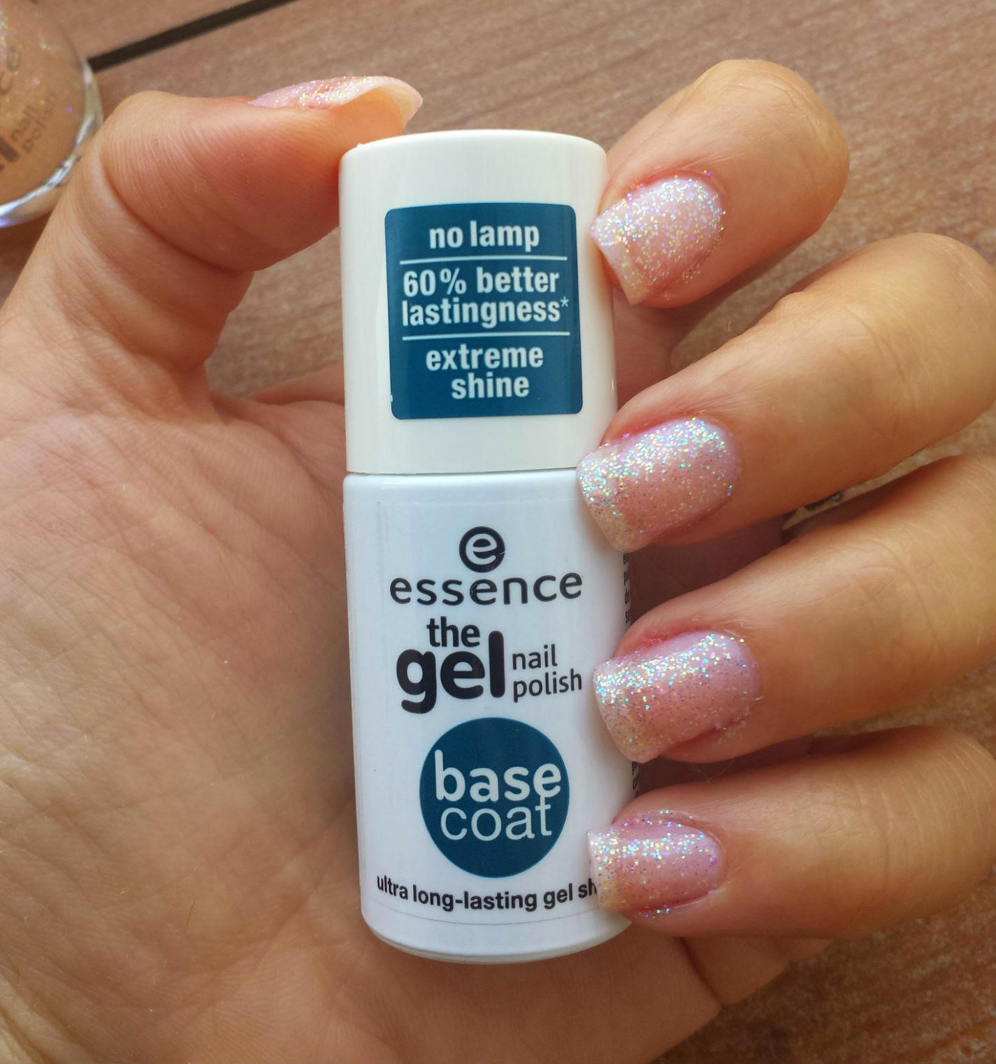 Essence Gel Nail Polish Space Queen: Cherie Belle Marie: Essence Gel Nail Polish 06 Space Queen