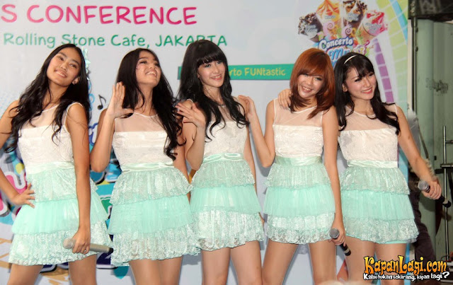 Personil Girlband Princess