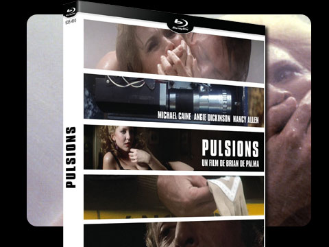 Bluray Français de Pulsions