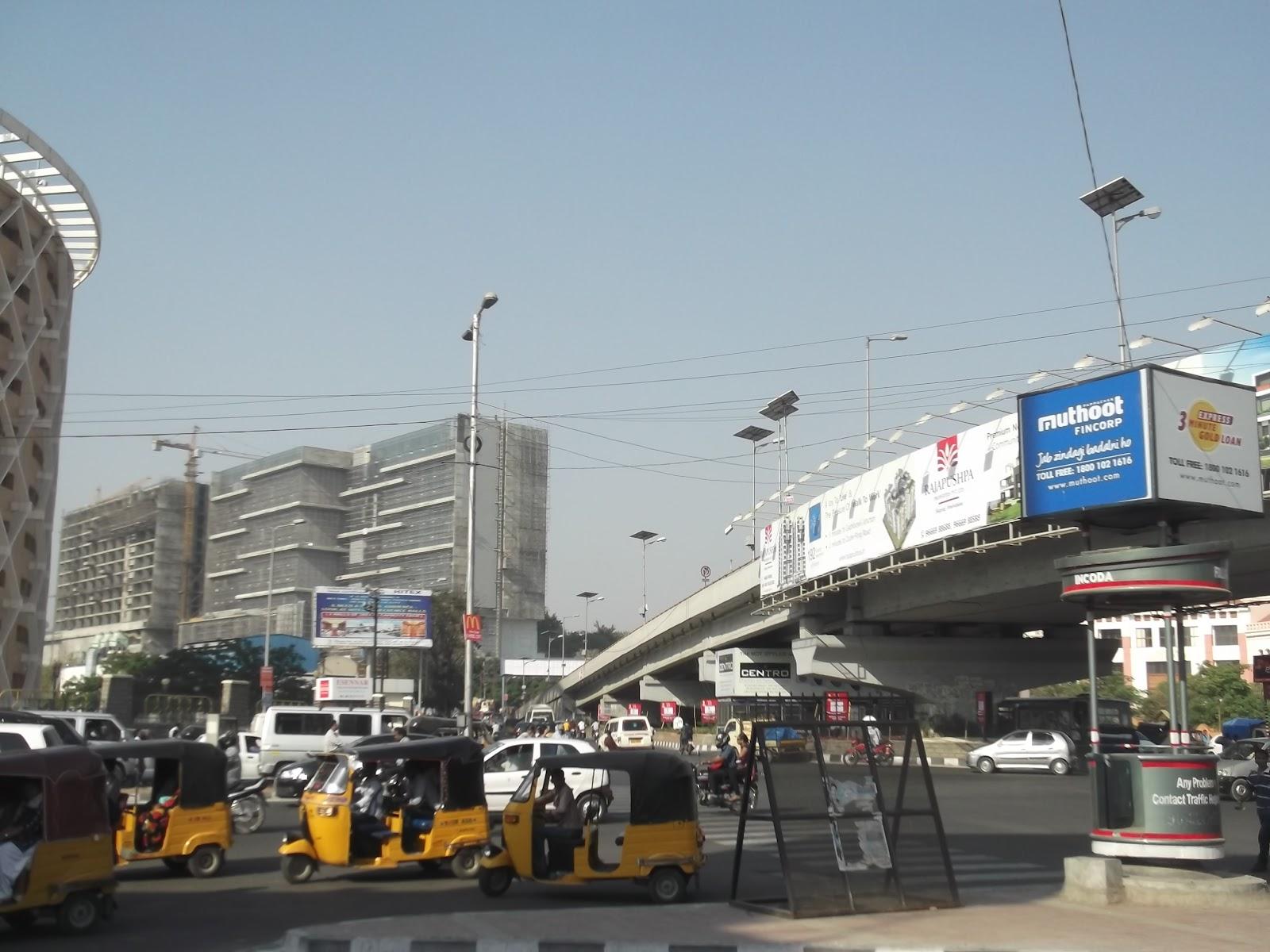 Hyderabad travel views