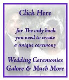 Wedding Ceremonies Book