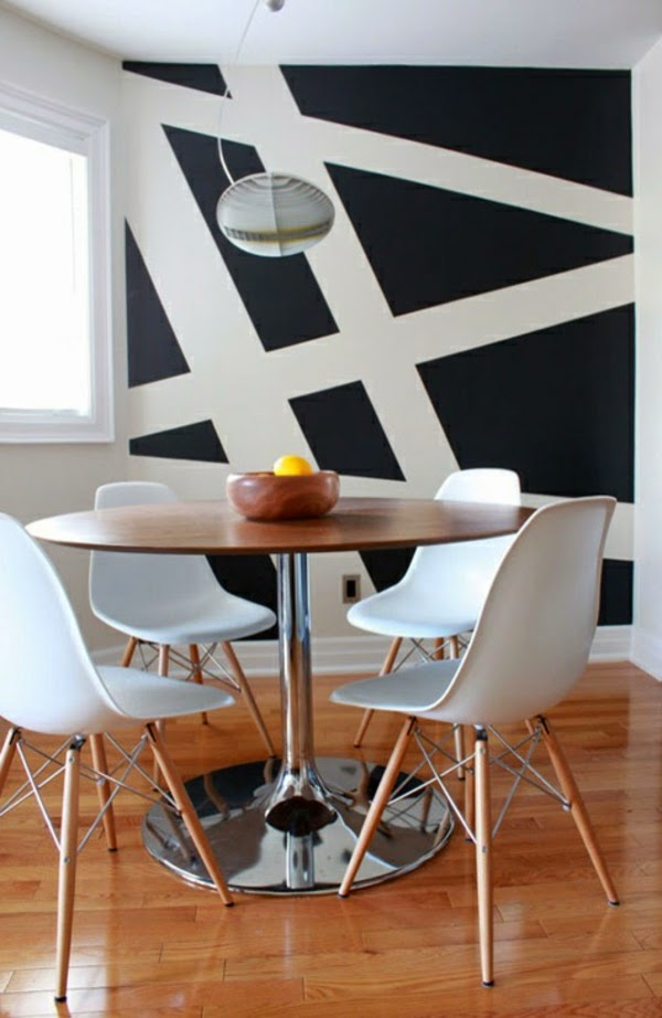 Creative Painting Ideas For Dining Room
