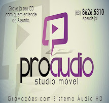 Pro-Áudio Studio Móvel