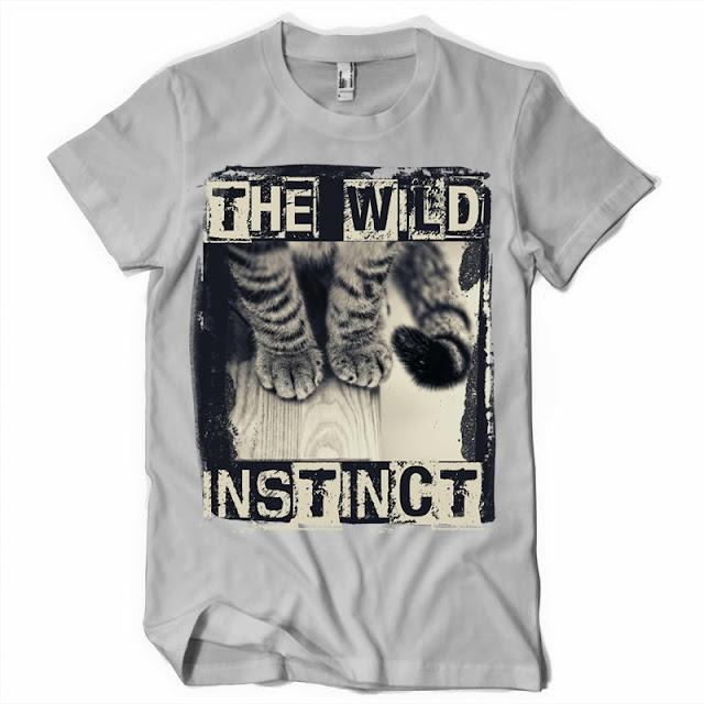 wild tshirt