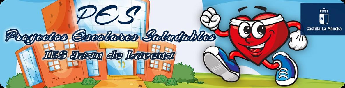 Proyecto Escolar Saludable IES Juan de Lucena