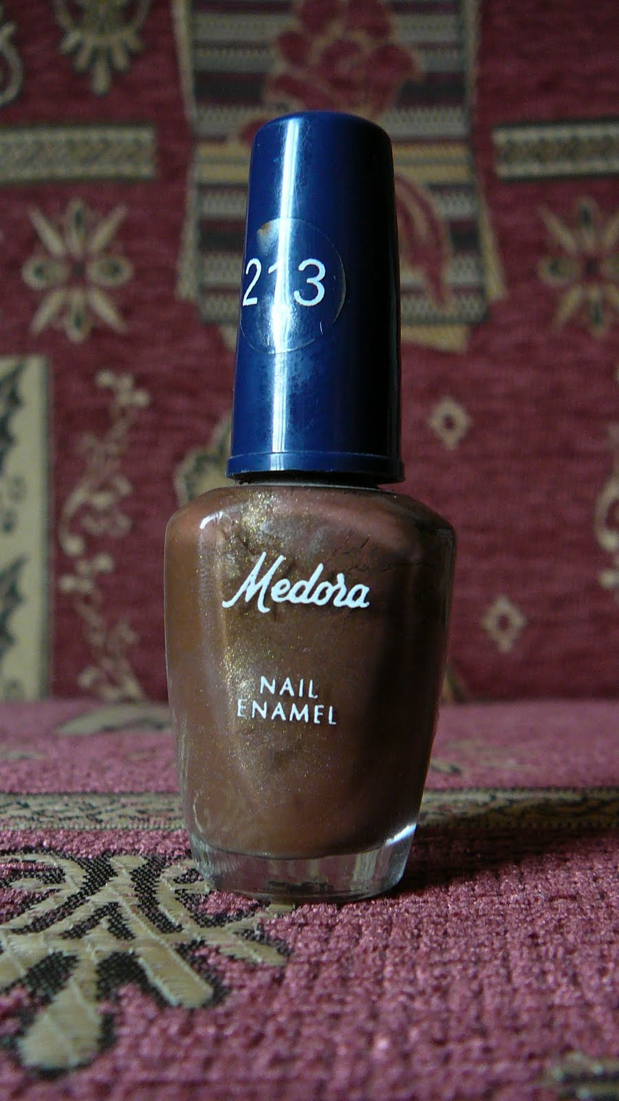 Medora Nail Color in 213 - Intensify Beauty Blog